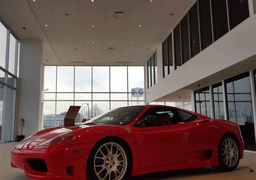 Ferrari Maserati of Ontario