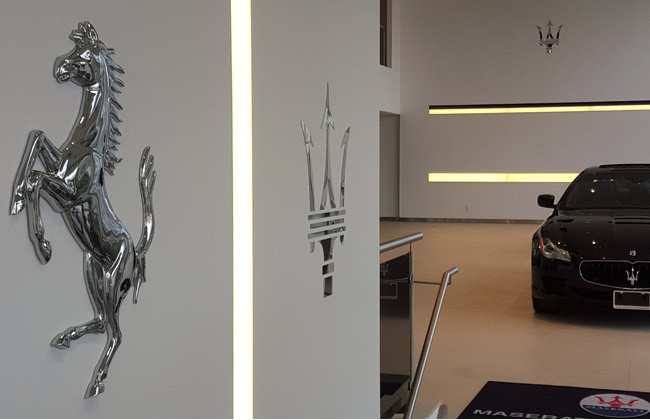 Commercial - Engineered Lighting Solutions